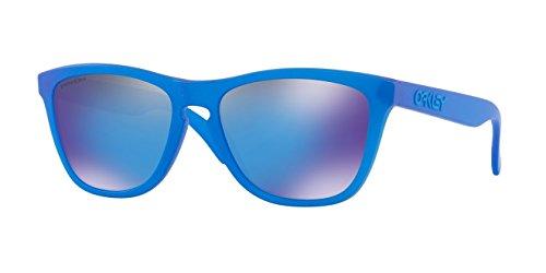 Oakley Frogskins Sunglasses X-Ray Blue / PRIZM Sapphire & Cleaning Kit - Oakley Frogskins Blue
