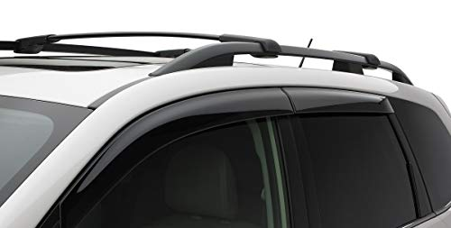 BRIGHTLINES Aero Roof Rack Cross Bars Luggage Rack Replacement for 2019 Subaru Forester (2019 Subaru Forester)