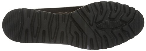 Sioux Women's Hermina Loafers, Black Braun (Turf)