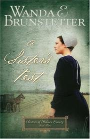 Download A Sister's Test (Sisters of Holmes County #2) PDF