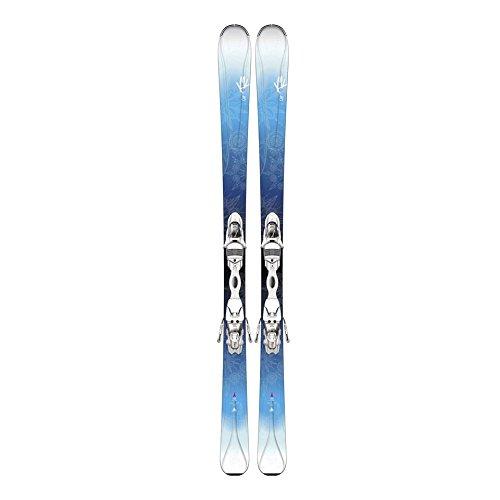Free Luv Skis (K2 Luv 75 ER3 10 System Skis Women's 163)