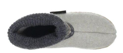 Giesswein Kristiansand 58/10/41523 - Zapatillas de casa de fieltro para niños Beige
