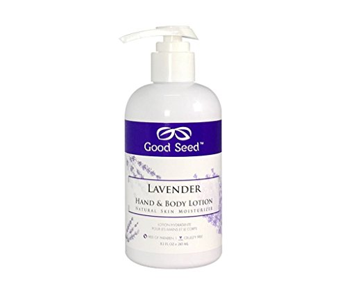 Good Seed Lavender Hand & Body Lotion 8.3 oz