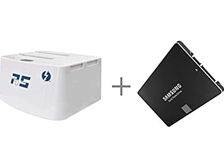 HighPoint-Tech - Highpoint rocketstor 5212 - Dock Thunderbolt + 1 ...