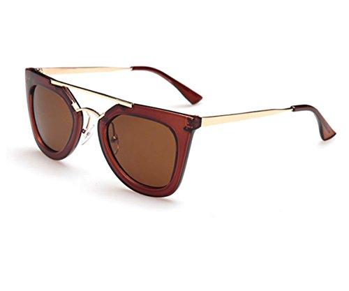 SOL ORIGINALS Wayfarer Sunglasses (Yellow/Pink) - 5
