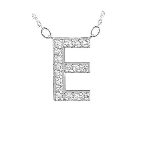 Gold Diamond Initial Letter - 1