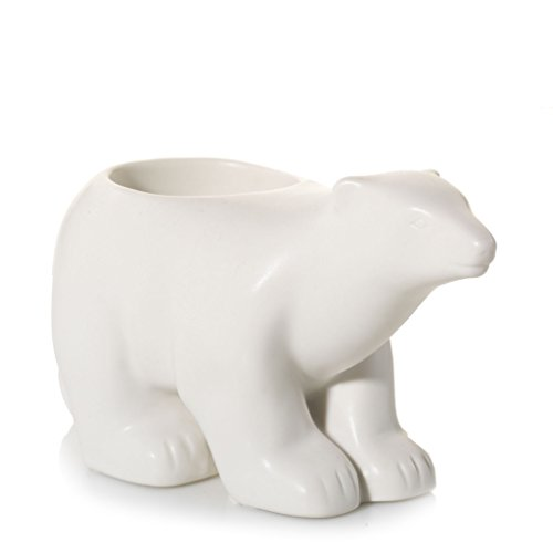 c Polar Bear Votive Candle Holder (Bear Votive Holder)