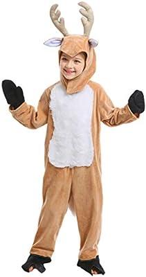 Jeff-chy Ropa para Niños Halloween Cosplay Animales Jugar Elk ...