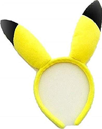 (Pokemon Cosplay Pikachu Ear Child)