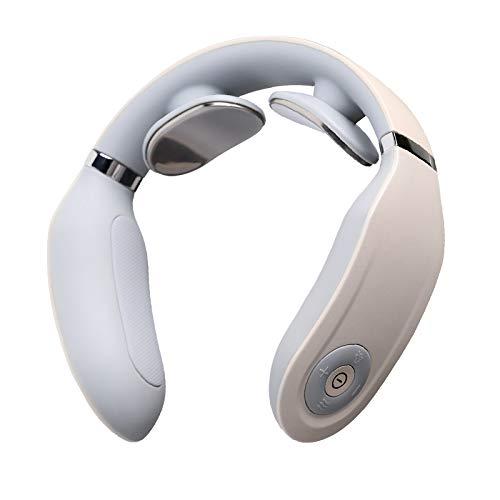 最愛 多機能の理性的な頚部および首のマッサージャーの椎骨の処置のための携帯用電気専門のマッサージャーの背部肩 Pink Pink B07Q5SDVVM B07Q5SDVVM, エニット大門:2e56c536 --- turtleskin-eu.access.secure-ssl-servers.info