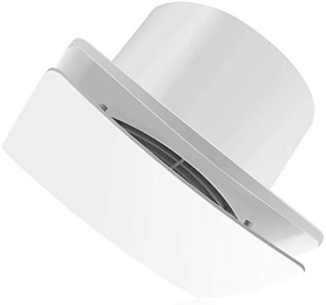 XDDDX 窓ガラスのダクト家庭の壁行ミュート用にインストール排気ファン、換気送風機簡単にウォールマウント