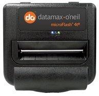 (Datamax 200362-100 MF4TE Model Mobile Printer with 2 Batteries, Paper, Cleaning Card, User Manual, 4