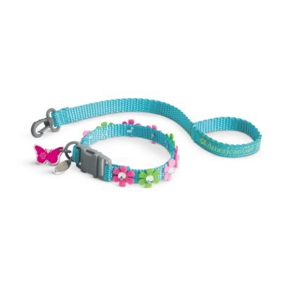 American Girl - Blossoms Pet Collar & Leash - Truly Me 2015