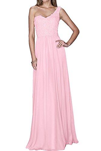 A Hell La Lang Chiffon Damen Partykleider Abendkleider Braut Marie Rosa Brautmutterkleider Ein Pailletten Traeger Linie SAOfPnS