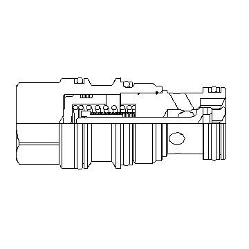 CKGB-XCN - Pilot-To-Open Check Valvem, T-17A