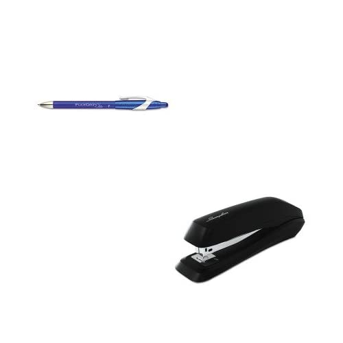 KITPAP85583SWI54501 - Value Kit - Paper Mate FlexGrip Elite Ballpoint Retractable Pen (PAP85583) and Swingline Standard Strip Desk Stapler (SWI54501)