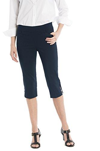 Pocket Capri Pants - 4