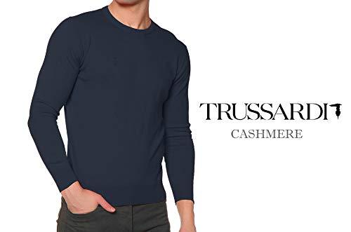 f6138e3b4083 Trussardi Lana Cashmere   Seta - Made in Italy-Maglione Girocollo Uomo
