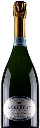 Besserat Champagne Cuvée de Moines Extra Brut