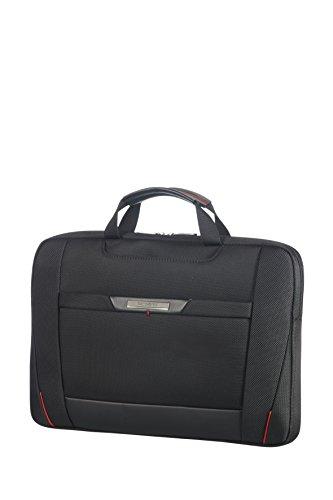 (SAMSONITE LAPTOP SLEEVE 15.6'' (BLACK) -PRO-DLX 5 Hand Luggage, 0 cm, Black)