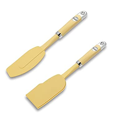 KitchenAid 2-Piece Professional Mixer and Clean Sweep Spatula Set (Buttercup)