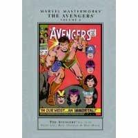 Marvel Masterworks: The Avengers Volume 4 pdf epub