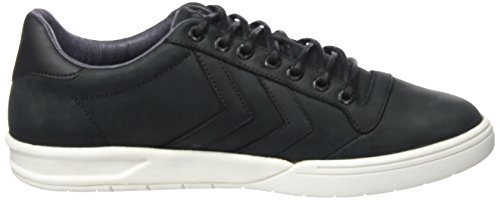 Negro Zapatillas Adulto Winter Hummel Black Stadil Low Hml Unisex HqvzwUS