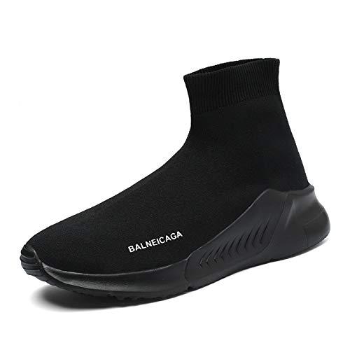 Sport Baskets De Chaussettes Chaussures Sport Confortables Chaussures Liuxc Tissées qXaw6q