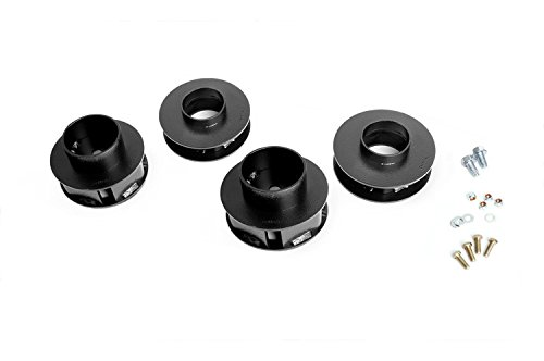 Rough Country - 695 - 2-inch Suspension Lift Kit for Jeep: 99-04 Grand Cherokee WJ 4WD