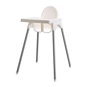 dea8e2c8a3d Image Unavailable. Image not available for. Color  Ikea s ANTILOP Highchair  with safety belt ...