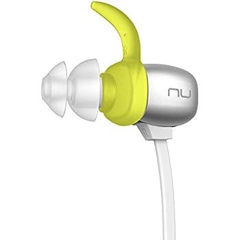 Amazoncom Nuforce Be Sport3 Wireless Bluetooth In Ear Headphones