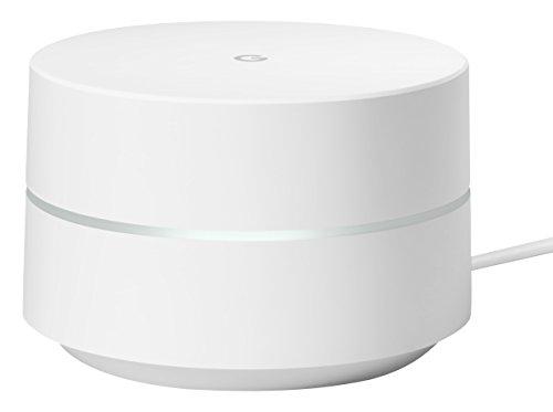 Google Wi-Fi, 4GB eMMC Flash Storage, 512MB RAM - Europe Ver
