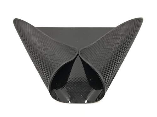 LLSW Shop Black Sticky Pad Anti Slip Mat Non Slip Sticky Anti Slide Dash Mount Holder Mat Sticky pad for Dashboard