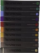 Nestle Nespresso Nespresso OriginalLine Capsules Variety, 100 Capsules NOT compatible with Vertuoline machines - Nespresso Capsule
