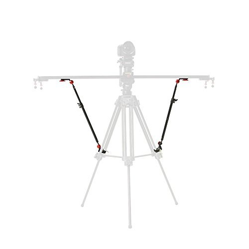 Konova Tripod Stability Arms for Slider (2 Arms In) (Sliders Tripods)