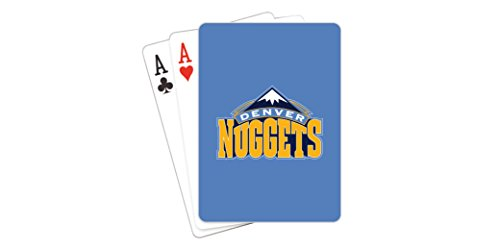 NBA Denver Nuggets Playing Cards