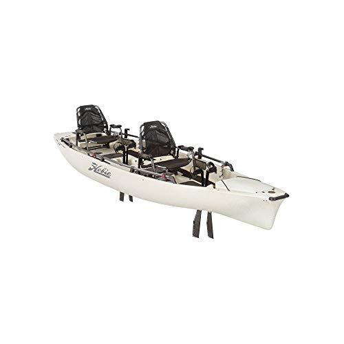 Hobie Mirage Pro Angler 17T Tandem Kayak 2019 Ivory Dune (Hobie Fishing Kayak)