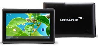 Datawind Ubi Slate 7Ci (7 inches Display,4GB Flash, Front VGA, Mini HDMI Support, Android 4.4.2, WiFi Only Tablet, Bluetooth, G Sensor) Tablets at amazon