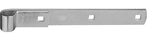 Hinge Strap Zinc Plt 10 by NATIONAL MFG/SPECTRUM BRANDS HHI