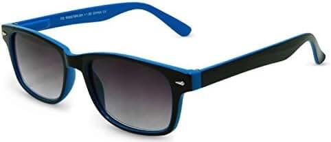 In Style Eyes® Rescue Me, Classic Wayfarer Full Reader Sunglasses. Not BiFocals