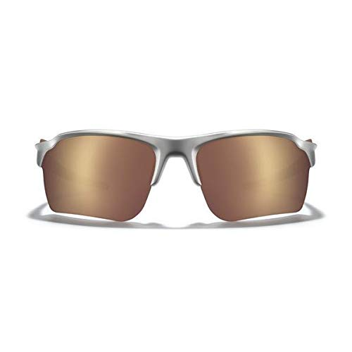 a507897f6b ROKA TL-1 APEX Advanced Sports Performance Sunglasses - Matte Silver Frame  - HC Octane