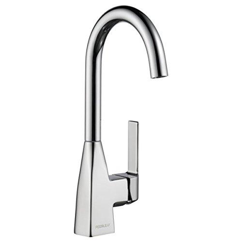 Peerless Xander Single Handle Bar Faucet, Chrome