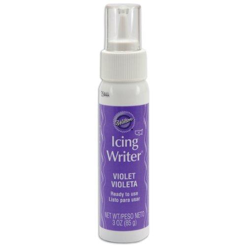 Wilton 710-2231 Fondant Icing Writer, Violet