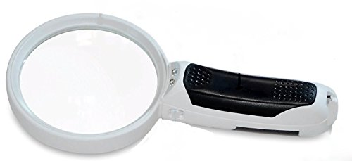 Magnifying Handheld Magnifier Magnification Distortion free product image