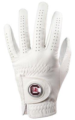 South Carolina Gamecocks Golf Glove & Ball Marker – Left Hand – Medium   B00BFLO2CK