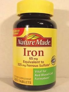 Nature-Made-Iron-65mg-180-Tablets