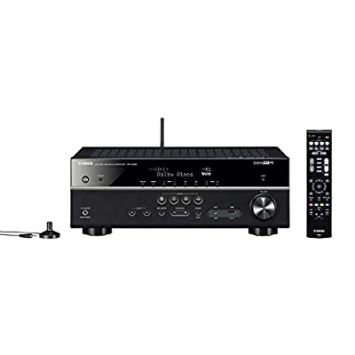 Yamaha TSR-5830 7.2 Channel Network AV Receiver (Certified Refurbished)
