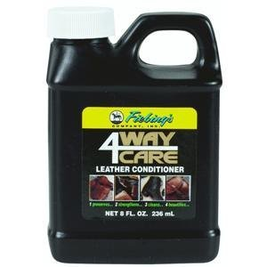 Fiebing 4-way Care Leather Conditioner 8oz/236ml