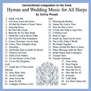 c For All Harps - Companion CD to the Songbook - arr. Sylvia Woods - CD Only ()