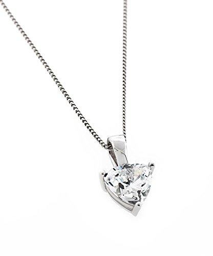 Chain Trillion Necklace - 6